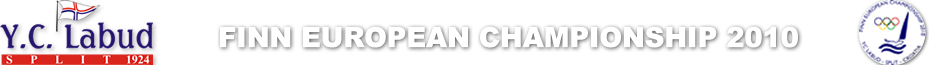 YC LABUD - FINN EUROPEAN CHAMPIONSHIP 2010